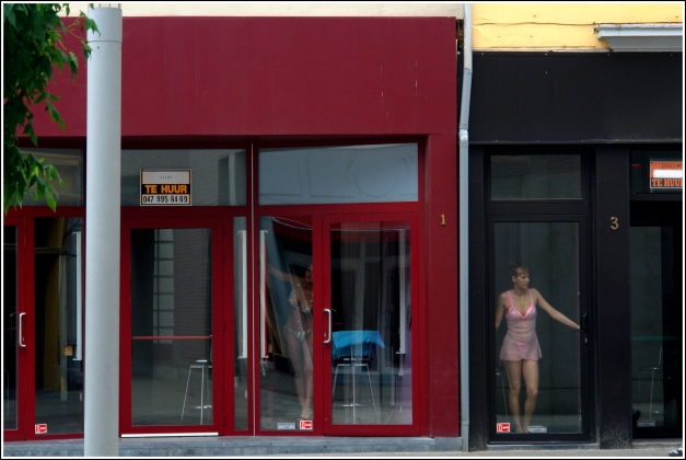 De mens  Beroep. prostituees